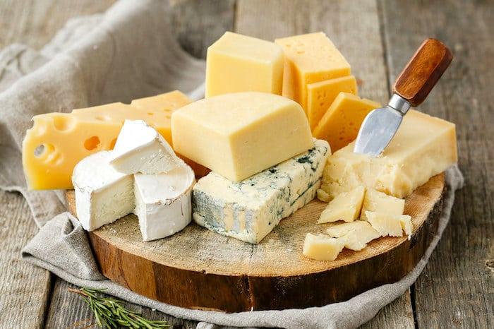 El queso podría ser bueno para tus niveles de colesterol