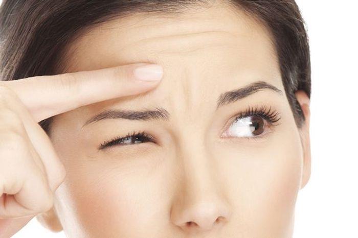 Las arrugas en la frente pueden aumentar el riesgo de muerte, y los científicos no saben por qué
