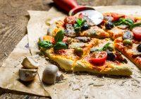 Las personas pueden usar la coliflor como alternativa a la pizza en polvo