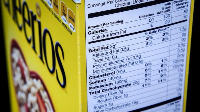 Los países deben implementar mejores políticas para el etiquetado de alimentos para que los consumidores entiendan lo que están comprando.