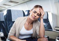 Un nuevo estudio general podría ayudar a explicar por qué te enfermas cuando vuelas