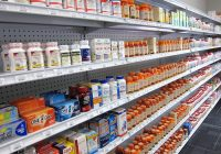 Eine Reihe von Nahrungsergänzungsmitteln enthält eine Substanz, die es schädigen kann
