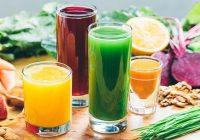 Una limpieza de jugo es una dieta de desintoxicación donde una persona consume jugos de frutas y vegetales