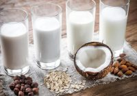 Existe una amplia gama de leches no lácteas disponibles