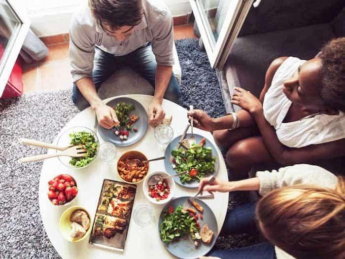 la dieta juega un papel importante en el desarrollo
