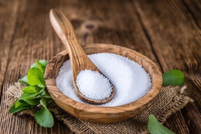 La estevia es una alternativa popular al azúcar