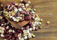 Bohnen und Hülsenfrüchte können Gase verursachen