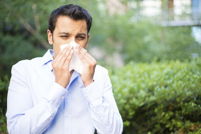 克罗莫林钠可以治疗某些过敏症状