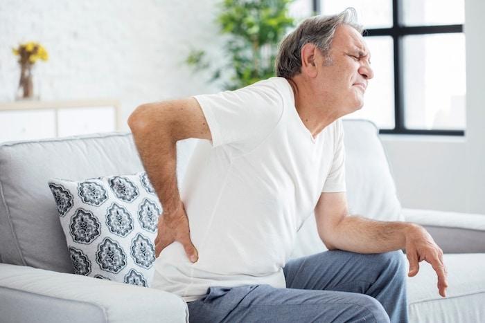 Bis zu einem Viertel der Menschen in den USA leiden jedes Jahr an Kreuzschmerzen