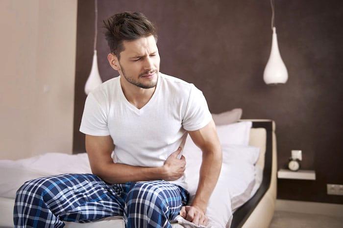 Alguns produtos de estévia podem causar dor de estômago e náusea.