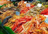 Los mariscos contienen ácidos grasos que pueden ayudar a las personas a envejecer de manera saludable.