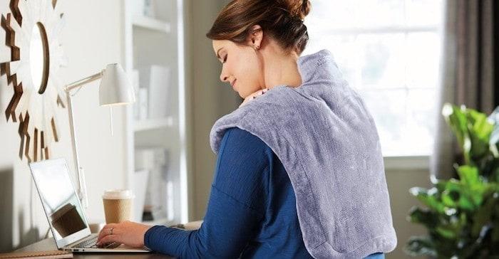 Las almohadillas térmicas pueden representar un riesgo de quemaduras para las personas con diabetes.