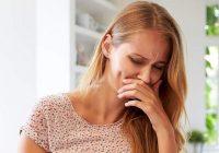 Was bedeuten Halsprobleme bei einem Würgereflex?