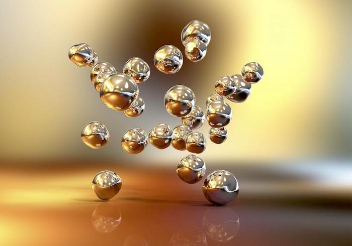 Les scientifiques croient maintenant que nous pouvons utiliser l'or pour traiter les blessures musculaires