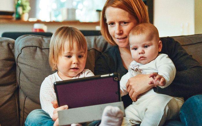 Pasando de uno a dos niños: ¿tendrá usted un tiempo más difícil o más fácil con su segundo bebé?