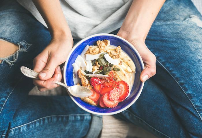 Comer a horas regulares puede ayudar a alguien a aumentar su metabolismo
