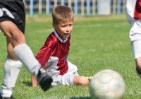 Les sports physiques pour les adolescents sont importants. C'est pour ça.