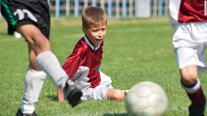 Esportes físicos para adolescentes são importantes. É por isso.