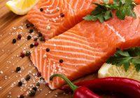 鲑鱼等脂肪鱼是ω-3脂肪酸的极佳来源