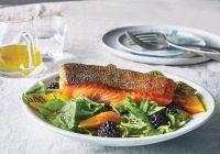 Una nueva investigación indica que una dieta rica en pescado y verduras activa un compuesto saludable para el corazón