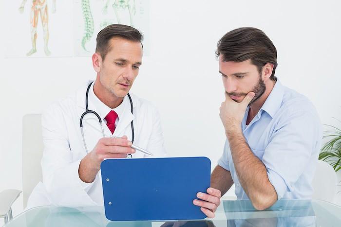 Para os homens, o câncer de pênis é responsável por menos de 1 por cento de todos os casos de câncer