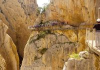 Gesundheitsberatungsteam in Caminito del Rey