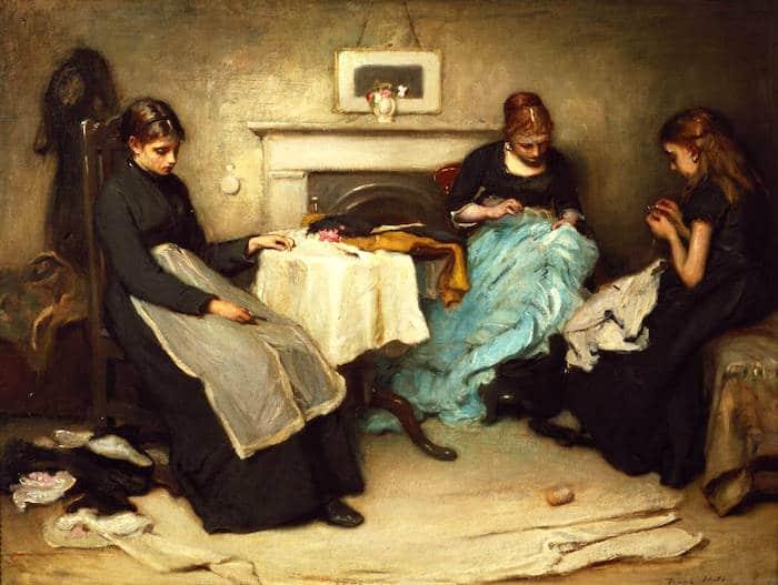 Los trabajadores victorianos fueron expuestos a nuevos problemas y enfermedades