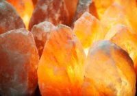 Pink Himalaya-Salzlampen haben keine nachgewiesenen gesundheitlichen Vorteile