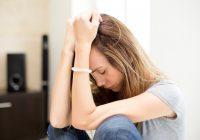 Las personas con infertilidad pueden estar en riesgo de depresión