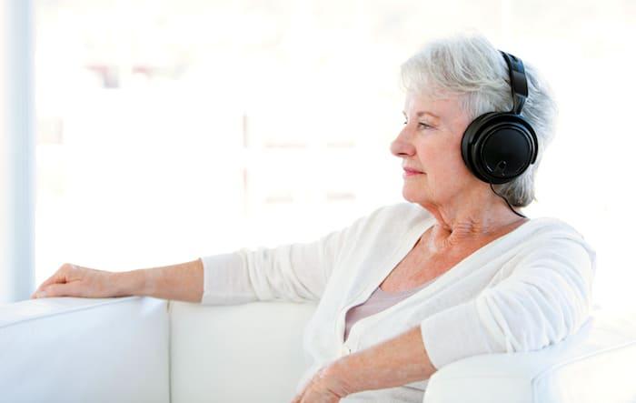 Il y a plus à chanter que ce qui est dans l'oreille
