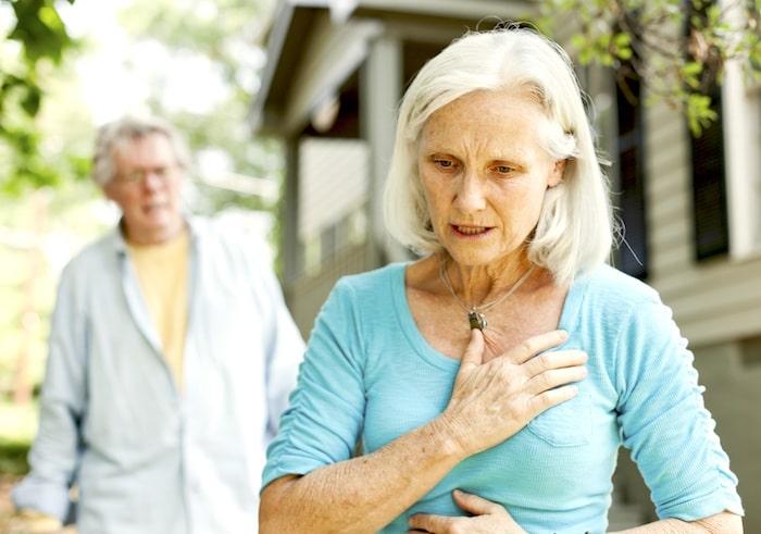 Wie wirken sich Risikofaktoren für Herzinfarkte auf Männer und Frauen aus?