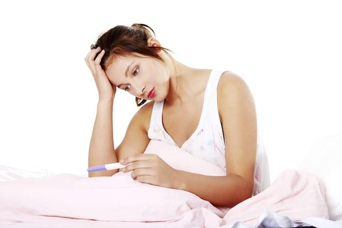 Un síntoma común de la endometriosis es la infertilidad.
