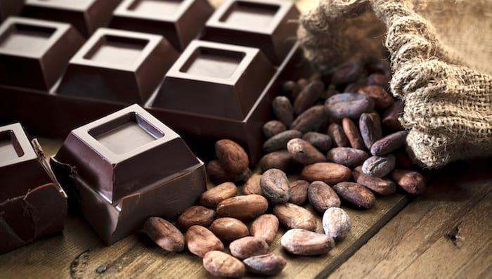 ¿Cuáles son los beneficios para la salud del chocolate negro?