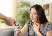 肺部装置(雾化器和吸入器)治疗过敏性鼻炎