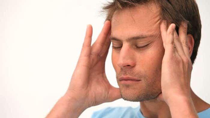 Kopfschmerzen vom Orgasmus