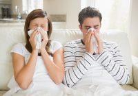 tratar un resfriado o gripe en casa