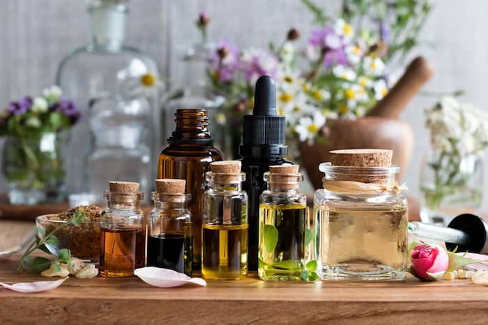 Aceites esenciales para el alivio del dolor neuropático