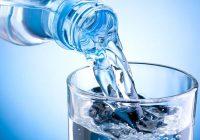 Avantages pour la santé de l'eau minérale