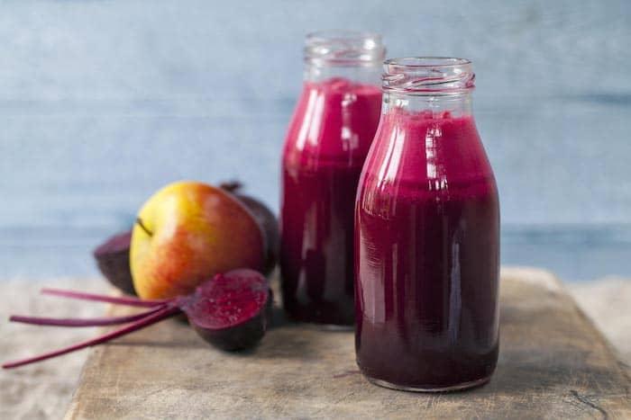甜菜汁有哪些健康益处?
