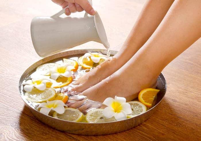 Los mejores remedios para pieles secas en los pies