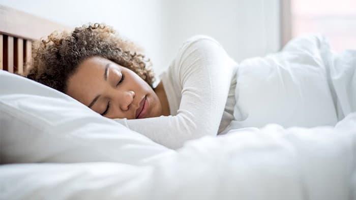 Calcular calorías quema mientras duerme