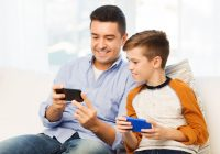 当您的孩子拥有自己的智能手机时