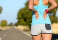 Schmerzen im unteren Rücken beim Stehen oder Gehen