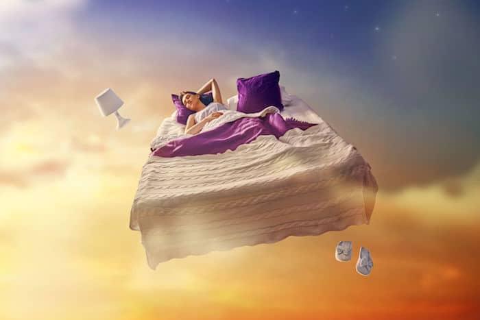 Causas de sueños vívidos