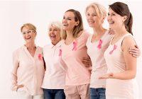 Wie wirkt sich das Alter auf das Brustkrebsrisiko einer Person aus?