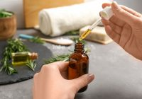 Ätherische Öle für Narben
