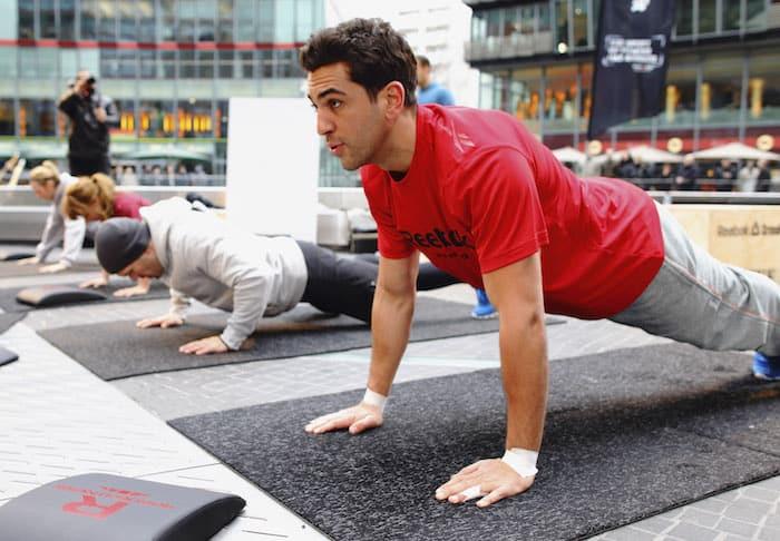 ¿Qué pasa si haces flexiones todos los días?