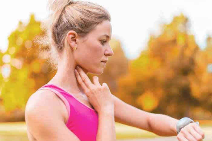 معدل ضربات القلب لحرق الدهون