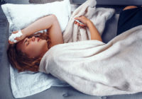 9 consejos para dormir con la nariz tapada