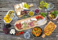 حمية البحر المتوسط والتحسينات في الميكروبيوم المعوي